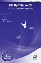 Download Lift Up Your Voice! - Words and music by Victor C. Johnson - Choral Octavo - SSA PDF