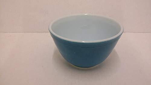 - Vintage Pyrex Primary Colors Blue 1 1/2 Pt Nesting Bowl