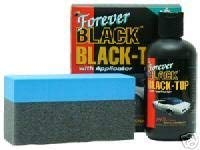 - Forever Car Care Products FB813 Black Black Top Gel and Foam Applicator