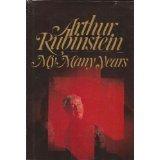 My Many Years by Arthur Rubinstein