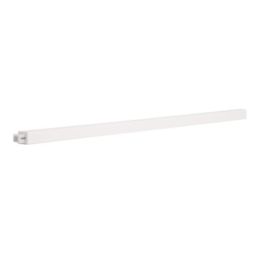 Franklin Brass D2250W 24-Inch Replacement Towel Bar Rack, White (Towel Plastic Bar)