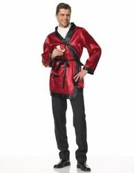 Men's Costume: Robe/Smoking Jacket Bachelor-Standard PROD-ID : 776376 ()