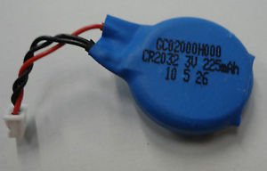 Replacement CMOS RTC Battery For Dell E6400 CMOS Battery ()