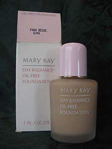 Mary Kay Day Radiance Liquid Foundation~Fawn Beige 1 FL - Foundation Liquid Fawn
