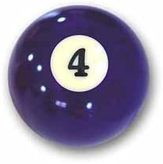 N-ball billardkugel piscine «favorite «no 4