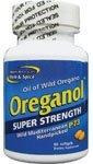 Nature's Way Oregano Oil; 75-85% Carvacrol per Capsule;  Vegetarian; 60 Vegetarian Capsules