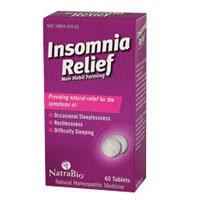 Insomnia Relief Natra-Bio 60 Tabs (Natra Bio 60 Tabs)