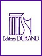Durand Domino (Domine Dominus Noster, Op. 119 - Chorus Parts - Florent Schmitt - CHORUS)