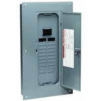 Square D by Schneider Electric HOM20M100C Homeline 100 Amp 20-Space 20-Circuit Indoor Main Breaker Load Center with Cover (Square D Panel Screw compare prices)