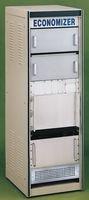 Bud Industries - ER-16616-BT - Economizer Cabinet Rack-78.8x19 Ventilated, Black
