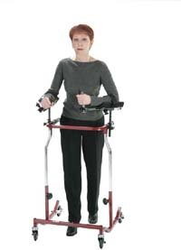 - Forearm Platforms for all Wenzelite Posterior and Anterior Safety Roller and Gait Trainers