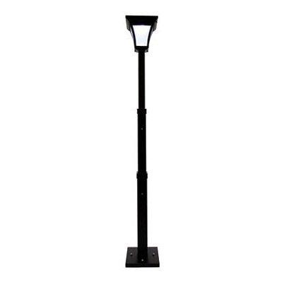 6 Ft Solar Lamp Post