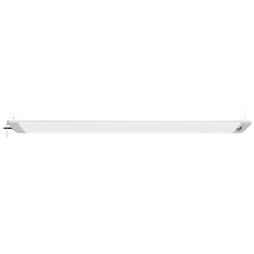 Feit 4 ft. Linkable LED Utility Hanging/Flush Mount Motion Sensor Shop Lights
