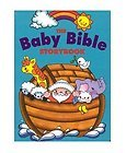 Baby Bible Storybook & Rainbow Rattle
