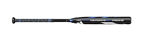 DeMarini 2019 CF Insane (-10) Fastpitch Bat, 33