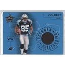 Keary Colbert #384/500 (Football Card) 2004 Leaf Rookies & Stars - Freshman Orientation Materials #FO-26