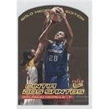 Cintia dos Santos (Basketball Card) 2000 Fleer Ultra WNBA - [Base] - Gold Medallion Edition #139G
