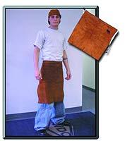 Weldmark - Apron, Welders Leather Waist, 24'' x 24'' (8 Units)