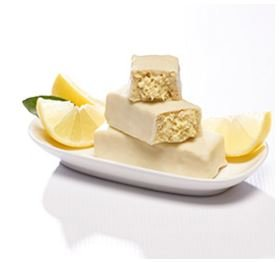 Proti Kind Zesty Lemon Crisp Protein Bars, 7 Servings, 15g Protein Per Serving