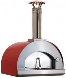 Large Italian Wood Burning Built-In Pizza Oven by Bull BBQ