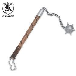 BudK Medieval Spiked Flails