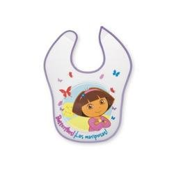 Nickelodeon Nuby Vinyl Baby Bib (Pack Of 72) by Nickelodeon