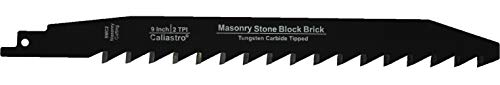 - 9-Inch Masonry Reciprocating Sawzall Saw Blade