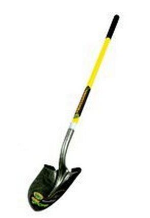 - Mintcraft PRO 33251 PRL-F LHRP Pro Fiberglass Shovel
