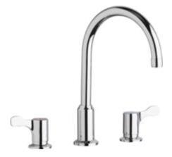 Elkay LKD2439C Dual Handle Kitchen Faucet, 8