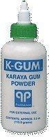 K-Gum Karaya Gum Powder, 16 Oz Bottle by Parthenon Company