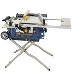 Factory Reconditioned Ryobi Zrbts21 15 Amp 10 Table Saw With Transportable Stand Power Table