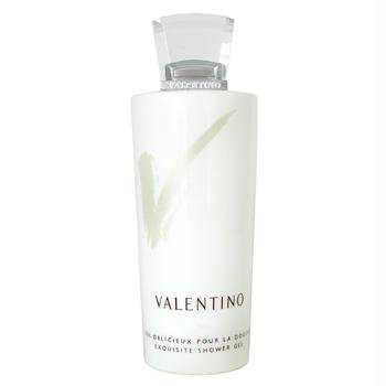 Perfume Valentino Body (Valentino V 6.7 Oz. Exquisite Shower Gel Perfume For Women 200 Ml New)