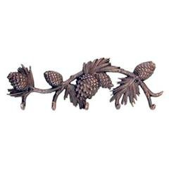 Pinecone Key Hook