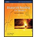 Download Blueprint Reading for Welders (7th, 05) by Bennett, AE - Siy, Louis J [Spiral-bound (2004)] ebook