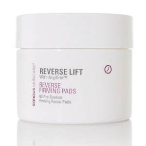 Serious Skincare Reverse Lift With Argifirm Reverse Firming Pads 60 total