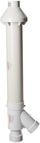 Noritz VK3-H-PVC Concentric PVC Horizontal Termination - Concentric Vent Termination