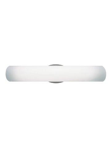 - Tech Lighting 700BCLUN24S-HL, Luna Bath, Vanity Fixture, 4.7