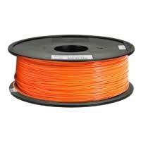 Inland 1.75mm Orange ABS 3D Printer Filament - 1kg Spool (2.2 lbs)
