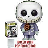 Funko Pop! Disney: The Nightmare Before Christmas - Barrel Vinyl Figure (Bundled with Pop Box Protector Case) for $<!--$11.99-->