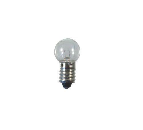 S+H Kugellampe 15x29 mm Sockel E10 12 Volt 415mA 5 Watt Scharnberger 24542