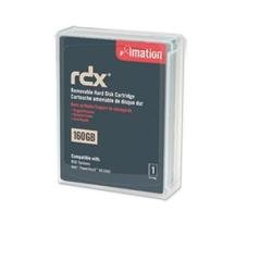 Imation RDX Removable Hard Disk Cartridge, (160 Gb Hdd Cartridge)
