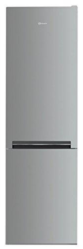 Bauknecht KGLFI 18 A2+ IN Kühl-Gefrier-Kombination / A++ / 189 cm Höhe / 243 kWh/Jahr / 228 L Kühlteil / 111 L Gefrierteil / Pro Touch Edelstahl / Flüsterleise mit 38 dB