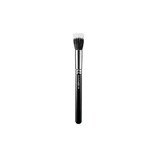 Fibre Small Brush Duo Face (Mac 188 Small Duo Fibre Face Brush)
