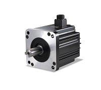 Delta ECMA-C20604SS AC Servo Motor, 400W, 220VAC, Low Inertia, Oil Seal, Brake, Keyway w/Tap, INC 17 Bit
