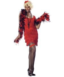 California Costumes Women's Fashion Flapper Costume