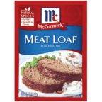 McCormick, Meat Loaf Seasoning, 1.5-Ounce Packet (Pack of 12)