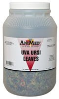 AniMed Uva Ursi Leaves - 1 Lb