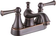 Premier 3552618 Sonoma Two-Handle Centerset Lavatory Faucet with Pop-up, Parisian Bronze