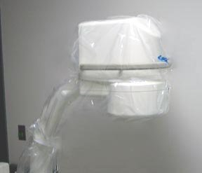 Preferred Medical Products, C-ARM 42120, 42'' x 120'' Sterile C-Arm Drape with straps, Pack of 10