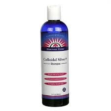 Heritage Store - Colloidal Silver + Shampoo, 12 Ounces (360 mL)